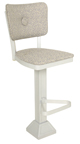 1800-OX-10 BS Button Back Barstool