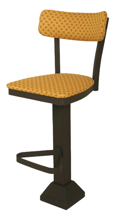 1800-ox-50 Retro Bar Stool