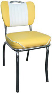 921HBWFMB Retro Chair with Handle Malibu tuft back