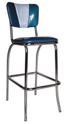 "921V-BS Retro 30"" Bar Stool"