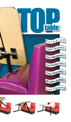 FT-1 Flop Top Table -2