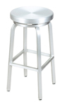 HPN-1150BS Aluminum Bar Stool