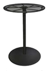 Outdoor Micromesh Butterfly Pub Table