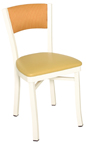 OX-60 - Oxford Metal Plain Back Chair