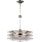 LH-5,  Retro Space Dock Pendant Light Fixture