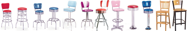 Click Here to View our Entire Stool Collection