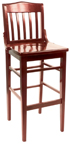 WLS-1180BS Schoolhouse Barstool