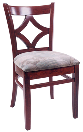 WLS-130 Woodland Diamond Back Chair