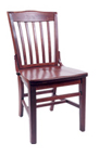 WLS-180 - Schoolhouse Wood Chair