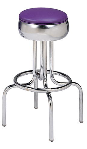 264-781/46 Retro Bar Stool