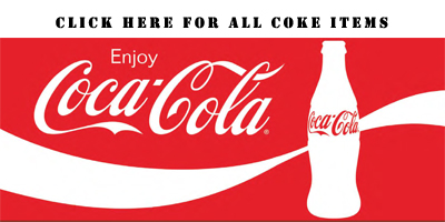 Click here to see al the coke furniture selections