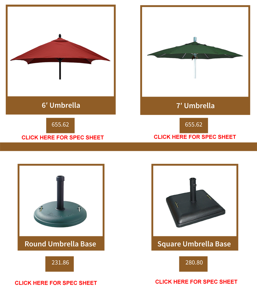 Outdoor Furniture Collection Page 2