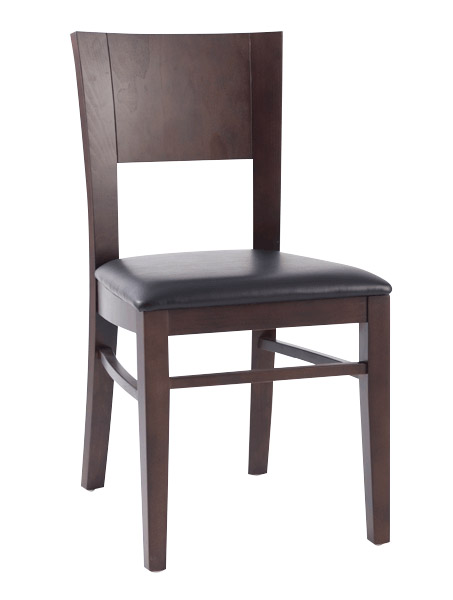 WLS-135 New Retro Dining Woodland Flatback Chair
